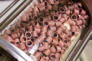 Copper in Portia