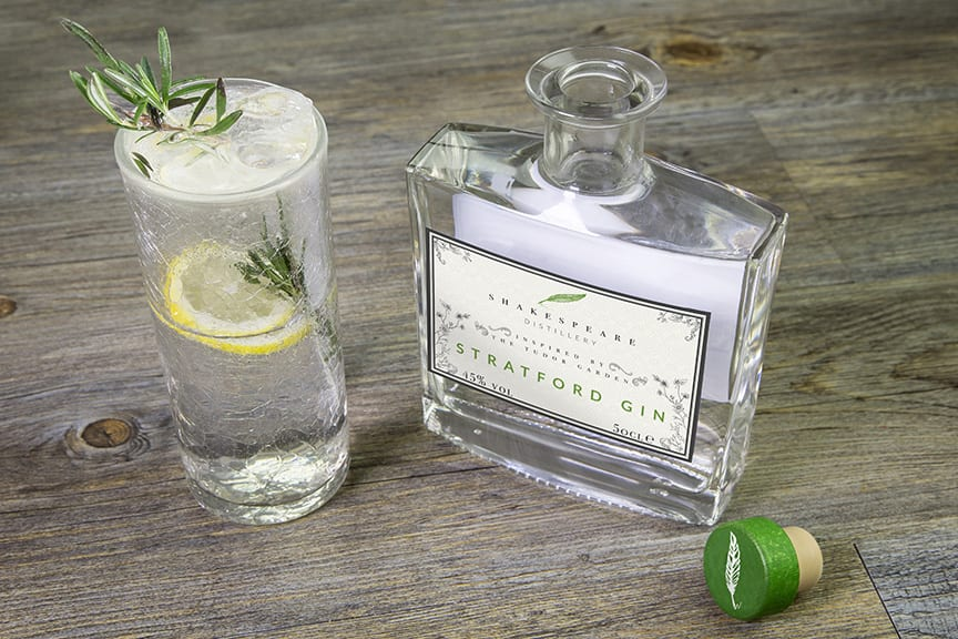 Brits drink 29 million litres of gin