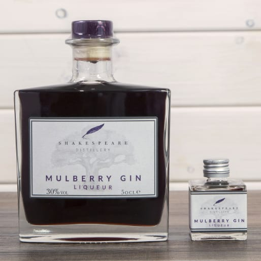 Mulberry Gin