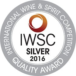 Image result for iwsc SILVER 2016