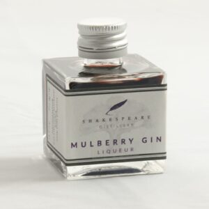 Mulberry Gin Miniature