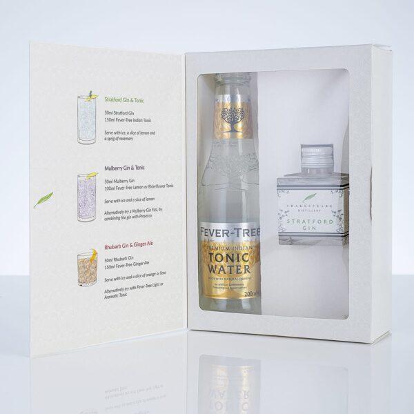 Stratford Gin & Tonic Gift Set
