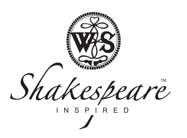Inspired logo - black