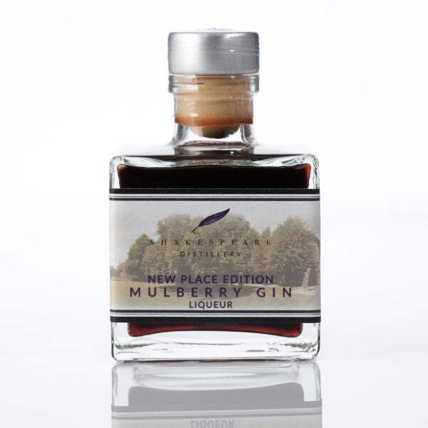 New Place Mulberry Gin 20cl