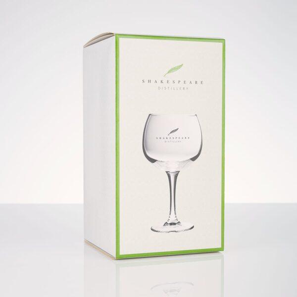 Gin Glass Gift Box