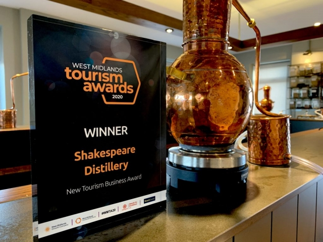 West Midlands Tourism Award