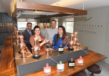 Shakespeare Distillery Moves to New Premises