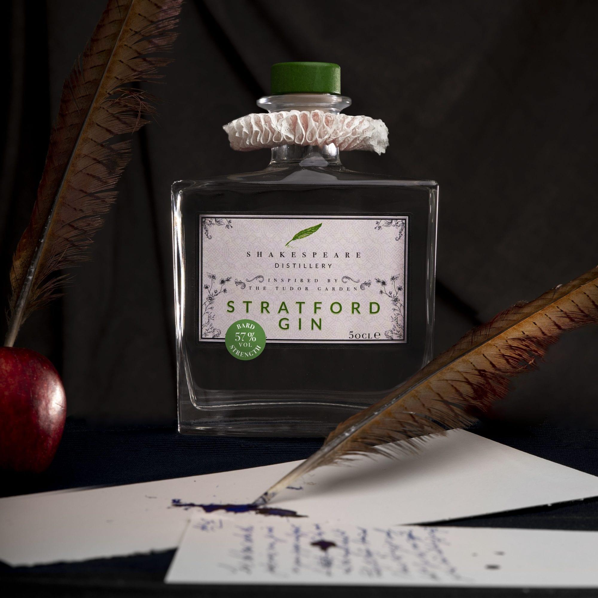 Bard Strength Gin