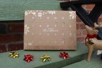 Gin Truffle Advent Calendar