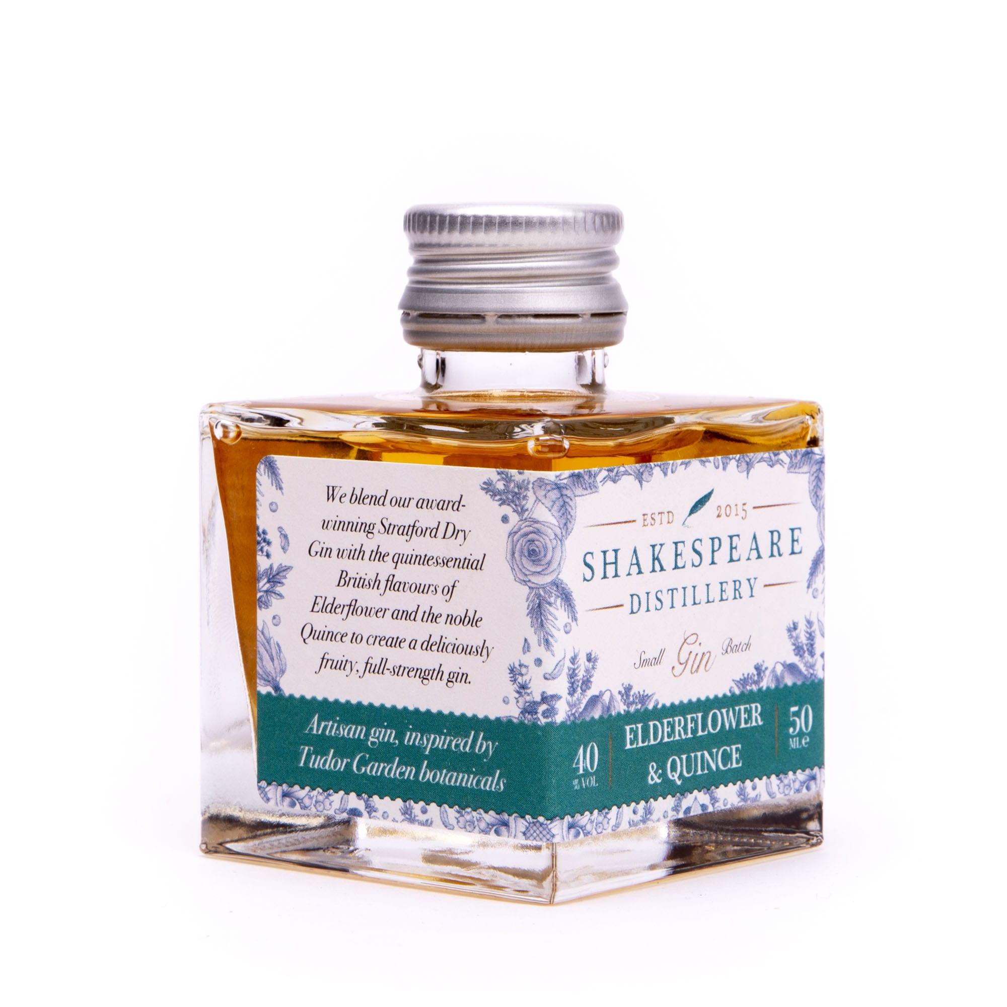 Elderflower & Quince Gin