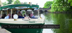 Gin Tasting Cruise Gift Voucher