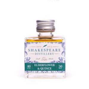 Elderflower & Quince Gin miniature