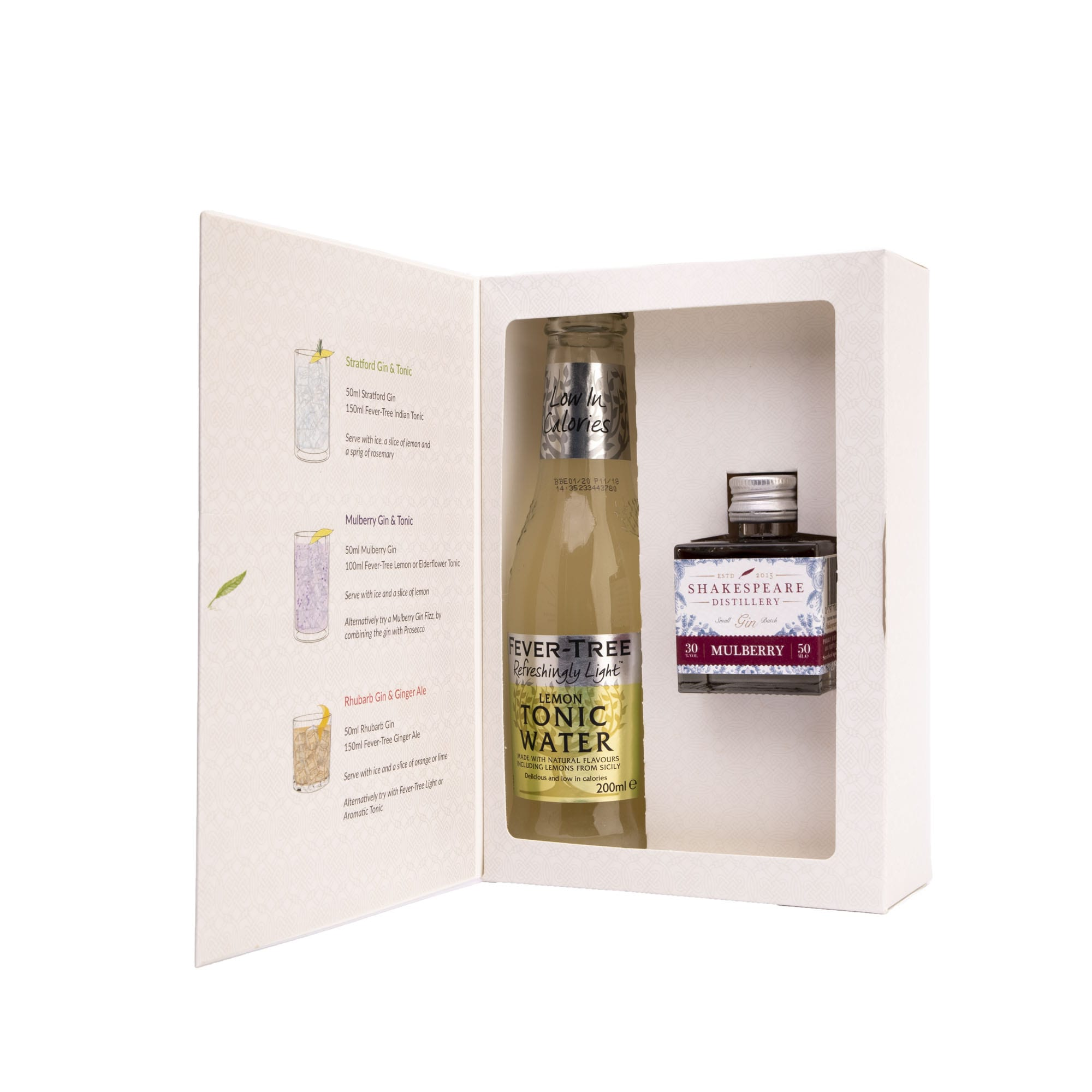 Mulberry and Tonic Gift Set