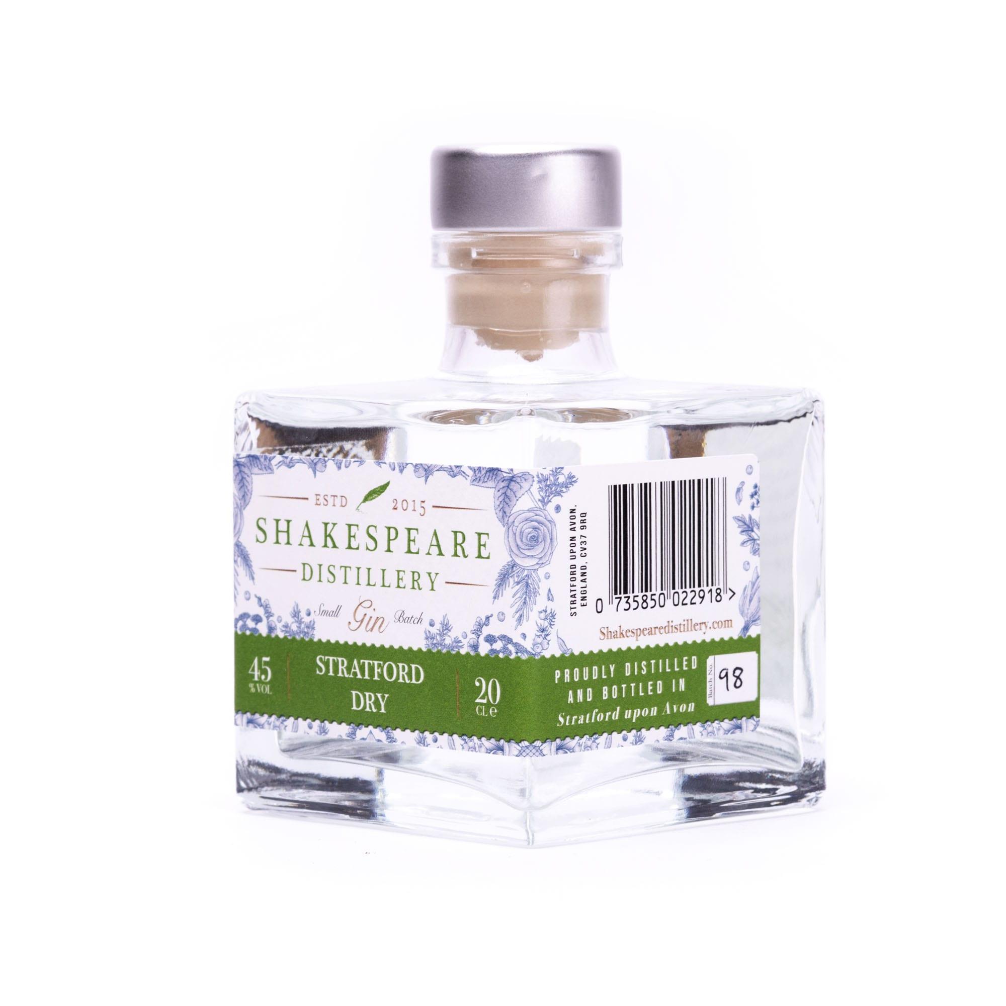 Stratford Dry Gin 20cl