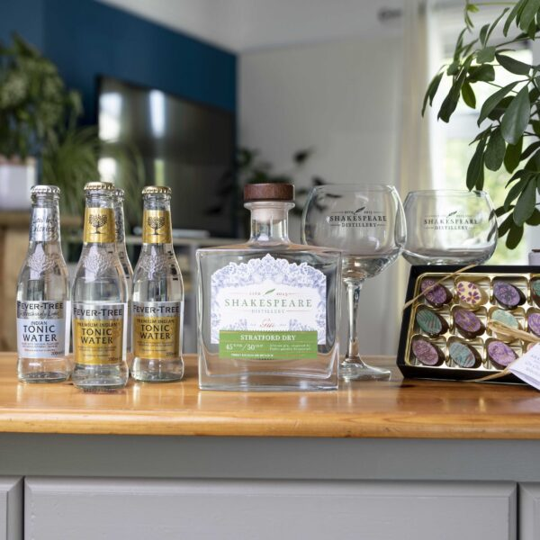 Emergency Stay at Home Gin Kit