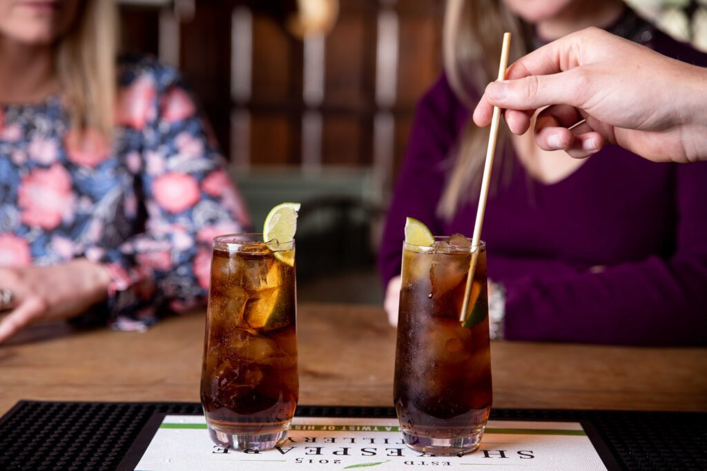 Jester Rum & Coke