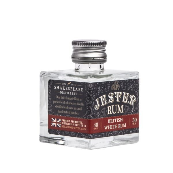 Jester White Rum 5cl